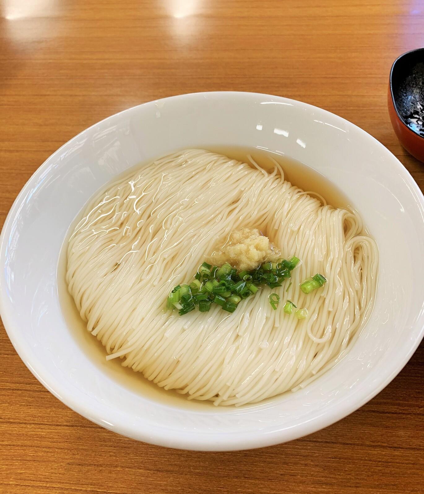 おすすめ素麺